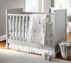 Zoey Crib Pottery Barn Kids Regarding Baby Furniture Designs 16