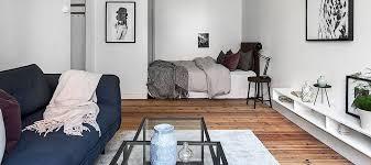 Tiny Studio Apartment Layout