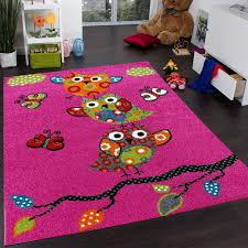 Brittney Bedroom Decor Pink Area Rug