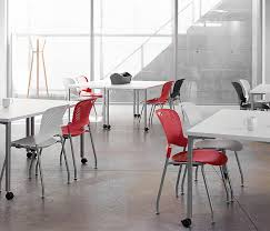 Herman Miller Caper Chair Colors by Caper Stacking Chair Multipurpose Chairs From Herman Miller