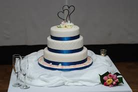 Diary of a wedding cake