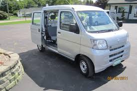 100 Toyota Mini Trucks Daihatsu A Product Deck Van 1905000 Woodys