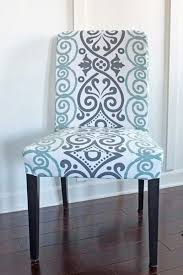 A Tutorial If I Ever Get The Urge To Make Different Slipcovers For Our IKEA Chairs Might Buy These And Just Covers