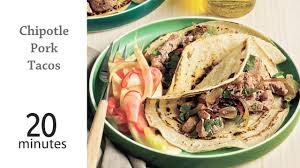 Chipotle Halloween Special 2012 by Chipotle Pork Tacos Recipe Myrecipes