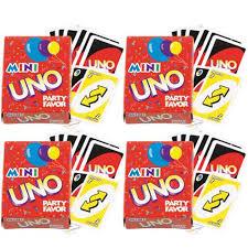 Uno Decks by Amazon Com Party Destination 208795 Uno Mini Games Toys U0026 Games