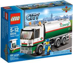 LEGO City 60016 Tanker Truck - Tankbil, Raritet.. (336176064) ᐈ Köp ...