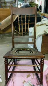 How To Replace A Leather Seat In An Antique Chair | Antique ... Antique Wooden Chairs Timothykparkcom Dragon Chairs 97 For Sale On 1stdibs Antique Rocking Chair With Tooled Leather Seat Collectors Tips On Checking Rocking Chair With Leather Seat Image And Big Cedar Rocker 19th Century 91 At Attractive Oak Home And Vintage Bentwood By Thonet Best Recliner Used For Chairish
