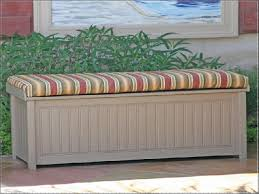 Suncast Resin Patio Furniture by Furniture Suncast Deck Box Ideas In Wheat With Stripped Seat For
