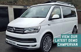 VW Campervan Conversion Slide
