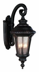 trans globe lighting 5045 rt outdoor commons 29 wall lantern