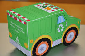 Garbage Truck Birthday Party Favor Box Cupcake Treat Box Pdf ... Garbage Truck Party Favors Google Search Garbage Truck 5th Birthday Party Fine Stationery Amazoncom Happy Banner Green Chevron Boy Mama A Trashy Celebration Invitations Fill In Style Trash Crazy Wonderful 94 Food Ideas No Borders 72 Best Tonka Dump Cake Recipe Taste Of Home Fresh The Perfect Invite For Printables Package Bellagrey Designs Diy Can Tutorial