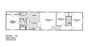 Fleetwood Triple Wide Mobile Home Floor Plans by Lovely Fleetwood Mobile Home Floor Plans New Home Plans Design