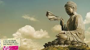 Advertising Buddha Amazing Creative Wallpaper