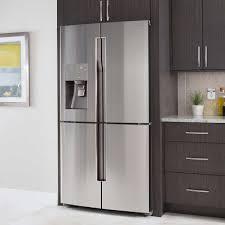 Samsung Counter Depth Refrigerator by French Door Refrigerators Costco