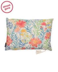 20x20 layered lace pillow decorative pillows t j maxx