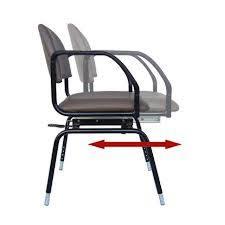 Revolution Swivel Chair Height Adjustable