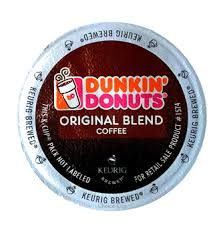 Dunkin Donuts Pumpkin K Cups by Dunkin U0027 Donuts Original Blend Coffee K Cup