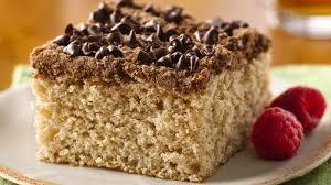 Chocolate Streusel Coffee Cake Recipe BettyCrocker