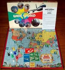 Wide World Board Game