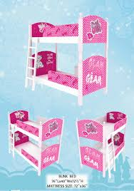 barbie kidniture dream bed for kids