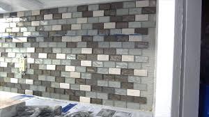 glass tile backsplash diy kitchen glass tile es x near me kitchen