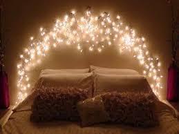 Bedroom Christmas Lights Ideas