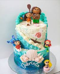 Moana Birthday Decoration Ideas Follow My Page For More And Products