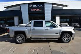 100 Gmc Sierra Trucks Norman Quicksilver Metallic 2018 GMC 1500 New For Sale