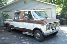 1987 Ford E 350 Landmark Conversion Van Truck Like Centurion