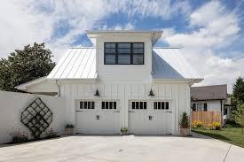 garage studio apartment with