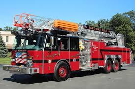 100 Mass Fire Trucks Medway MA FD Ladder 1 2013 EOne Typhoon 200045010F100 Aerial