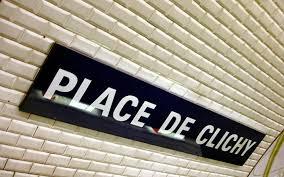 conforama place de clichy coup de feu accidentel d un policier dans le métro place