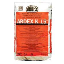 Home Depot Floor Leveler by Ardex K 15 Self Leveling Underlayment Concrete Tools4flooring Com