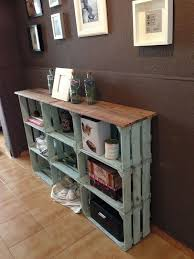 Diy Crate Best 25 Wooden Crates Ideas On Pinterest