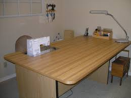 Koala Sewing Machine Cabinets by Sewing Table With Recessed Area For Machine For Easier Sewing And