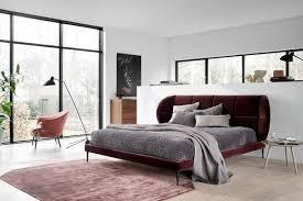 bordeaux rot wohnen mit der trendfarbe schöner wohnen
