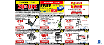 Latest} Harbor Freight Coupon Codes July2019- Get 50% Off Harbor Freight Coupons December 2018 Staples Fniture Coupon Code 30 Off American Eagle Gift Card Check Freight Coupons Expiring 9717 Struggville Predator Coupon Code Cinemas 93 Tools Database Free 25 Percent Black Friday 2019 Ad Deals And Sales Workshop Reference Motorcycle Lift Store Commack Ny For Android Apk Download I Went To Get A For You Guys Printable Cheap Motels In