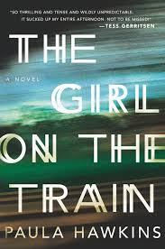 Apparently You Only Have To Look Along The Tube In London See Just How Many Commuters Are Utterly Captivated By Paula Hawkins Girl On Train