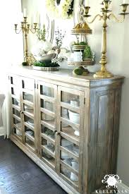 Sideboards For Dining Room How To Decorate A Sideboard In Good Narrow