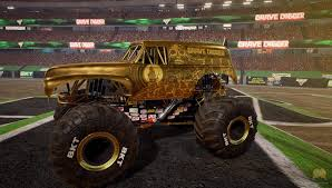 100 Monster Trucks Green Bay Jam Steel Titans Announced For Summer 2019