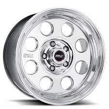 5 LUG T50 POLISHED