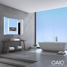 aside from its smart features qaio smart mirror also