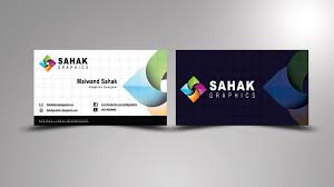 Business Card Design In shop