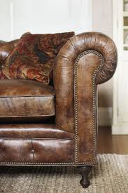 Encompassing Old World British Style And Workbench Artistry Our Wessex Sofa Is Draped In The