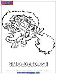 Fancy Header3Like This Cute Coloring Book Page Check Out These Similar Pages PagesSkylanders Swap ForceKids