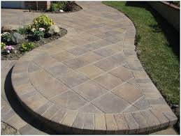 12x12 Patio Pavers Home Depot by Lowes Pavers 16x16 Patio Natural Stone Pavers Cpiat Com