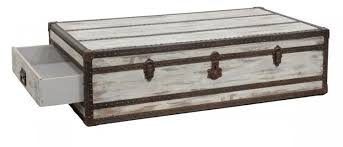 wood trunk coffee table facil furniture