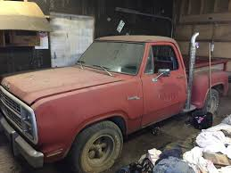 """101-1979 Dodge """"Little Red Express"""" Truck SOLD 
