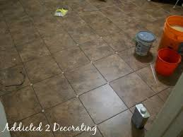 attractive groutable vinyl flooring luxury vinyl tile installation