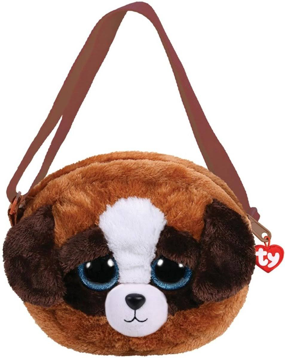 Ty Plush Duke Purse